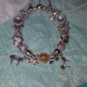 Jewelry - Authentic Pandora Bracelet